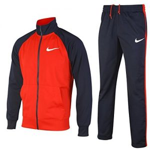 Nike Herren Trainingsanzug Polywarp Raglan Warm Up im Trainingsanzug Test