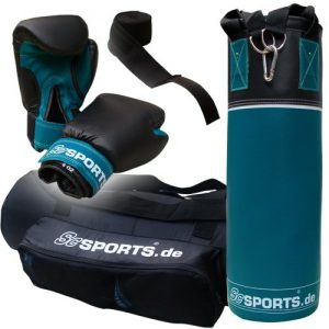 Boxsack Test: ScSPORTS DG02 Box-Set