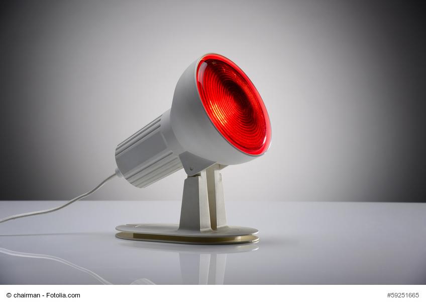 Rotlichtlampe Testvergleich