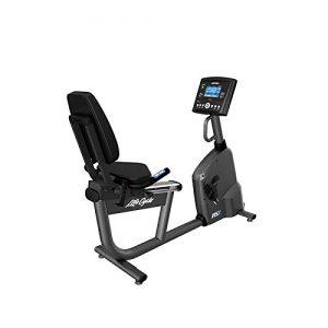 Liegeergometer Test: Life Fitness Liegerad RS1 Go