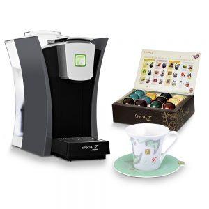 Teemaschine Test Special.T Nestle (Dinos Liebling)