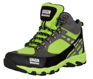 Bergschuhe Test Guggen Mountain Damen Schuh