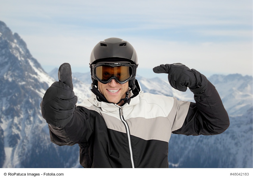 Skihandschuhe Test
