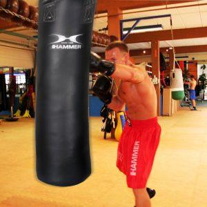 Hammer Boxsack Black Kick Boxsack Test