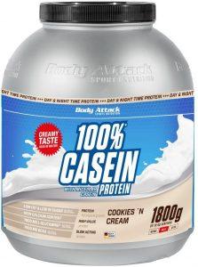 Casein Test Weider Nutrition Day & Night
