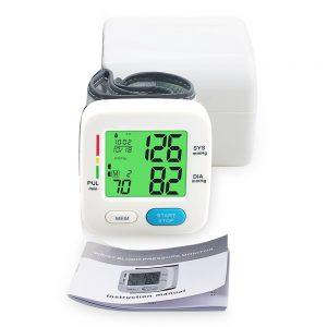 Handgelenk Blutdruckmessgeraet Vergleich Anself