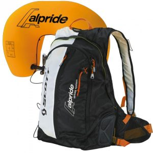 Lawinenrucksack Test Airgbagrucksack Air Mountain 20 Alpride