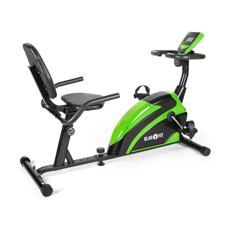 Klarfit Relaxbike 5G Liegefahrrad (Dinos Liebling) Dinos Liebling