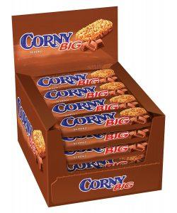 Müsiriegel Test Corny Big Schoko Dinos Liebling