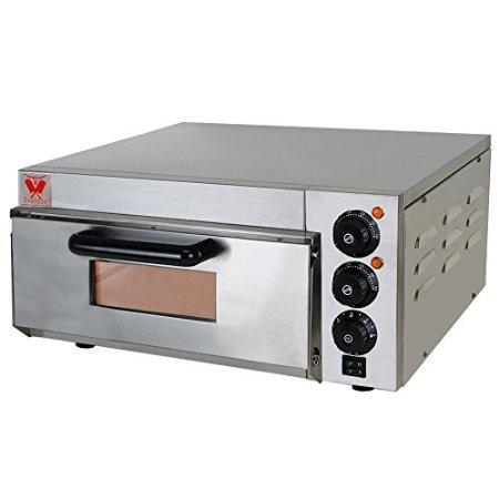 Pizzaofen Test Beeketal BPO33-1